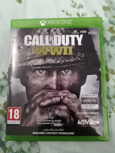 Used Call Of Duty WWII in Dubai, UAE