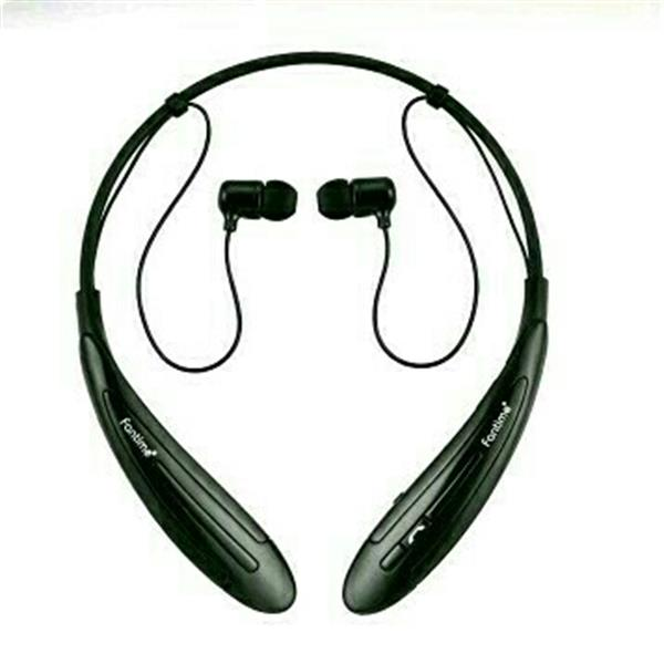Used Fantime High Quality, Great Bass Sound , With Flexible Auto Adjustable Neck Band. in Dubai, UAE