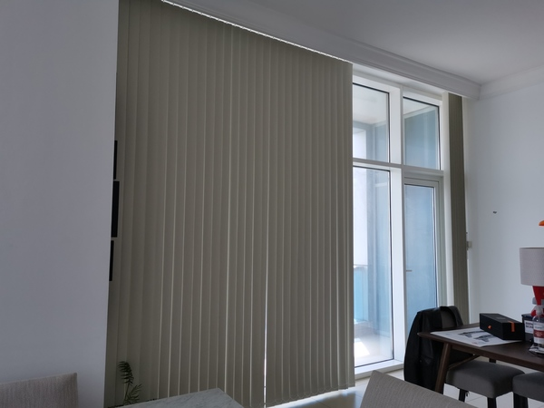 Used Curtains Vertical Blinds in Dubai, UAE