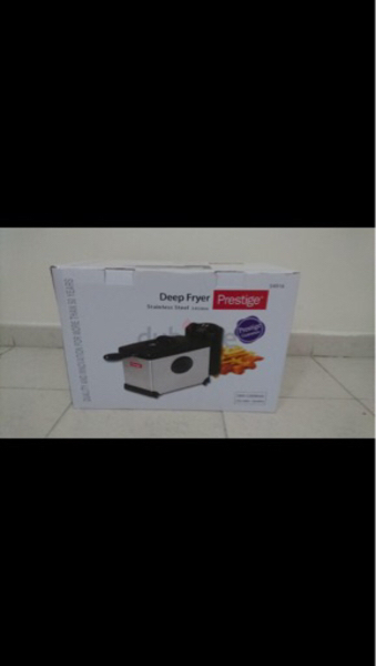 Used Prestige Deep Fryer. Brand New in Dubai, UAE