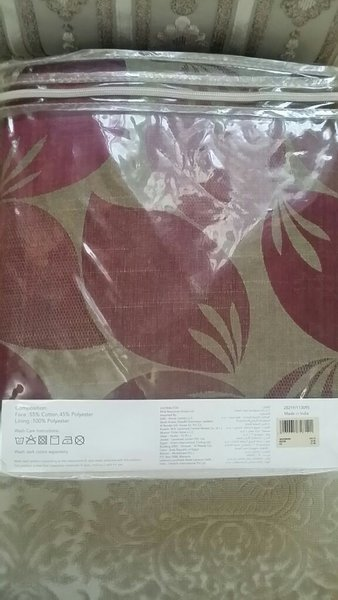 Used New Curtains unopened in Dubai, UAE