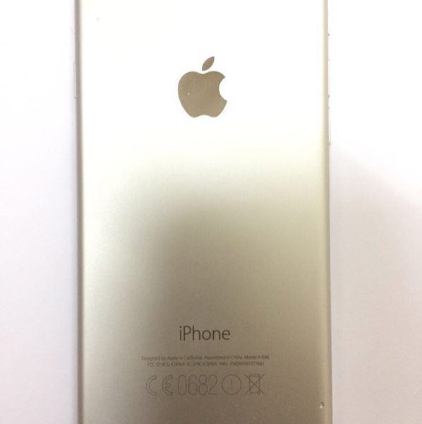 Used Iphone 6 128gb Silver in Dubai, UAE