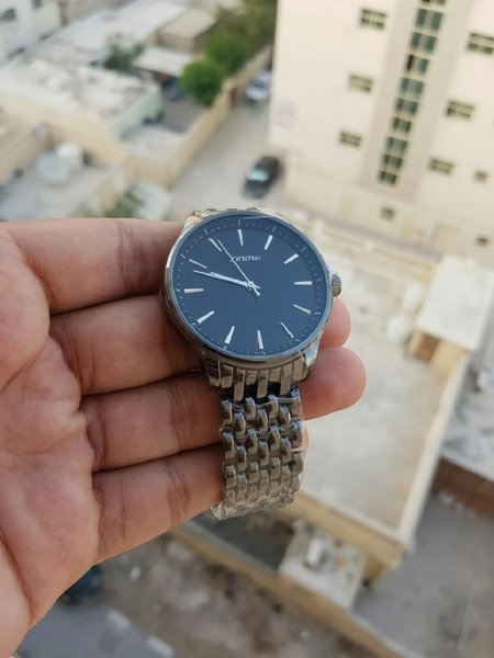 Used Sinobi BLACK edition Dress Watch in Dubai, UAE