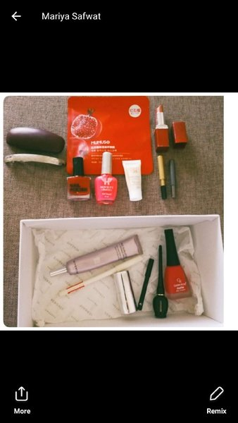 Used BEAUTY AND MAKEUP around 20 items in Dubai, UAE
