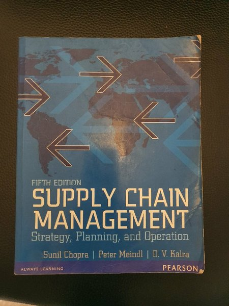Used Supply chain &operation management book in Dubai, UAE
