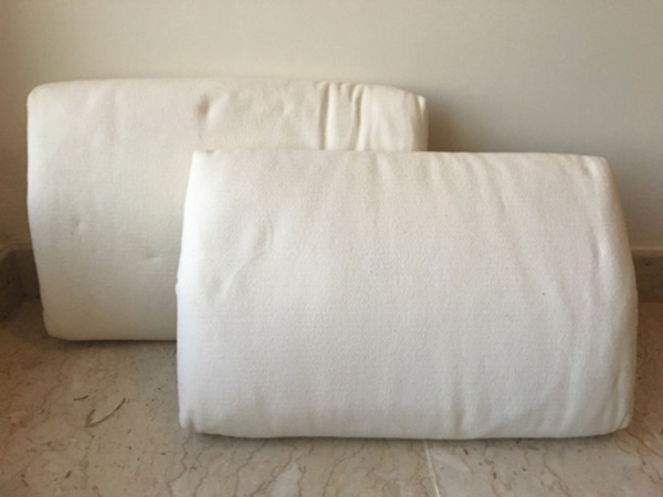 Used Two Large cushions  in Dubai, UAE