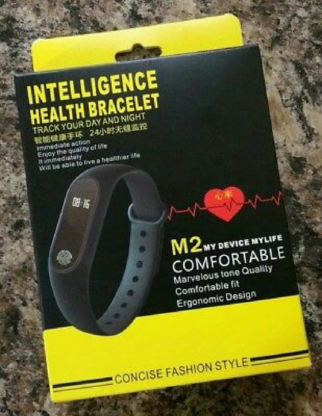 Used M2 Health Bracelet Smartwatch New in Dubai, UAE