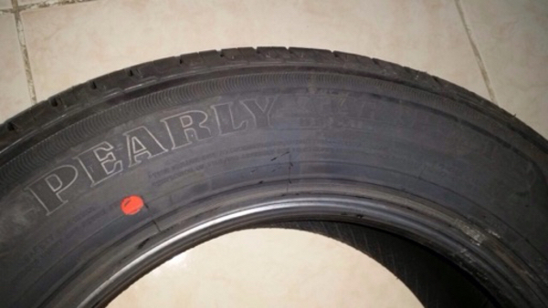 Used Pearly Star Sport 4 TYRES. 205/60R/15  in Dubai, UAE
