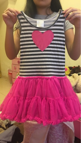 Used Preloved Tutu dress  in Dubai, UAE
