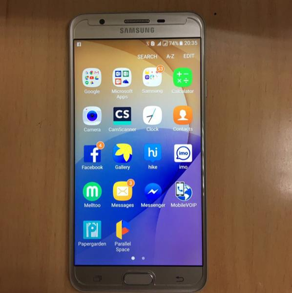 Used Sumsung J-7 Prime 6 Month Used But Condition Good And Well in Dubai, UAE