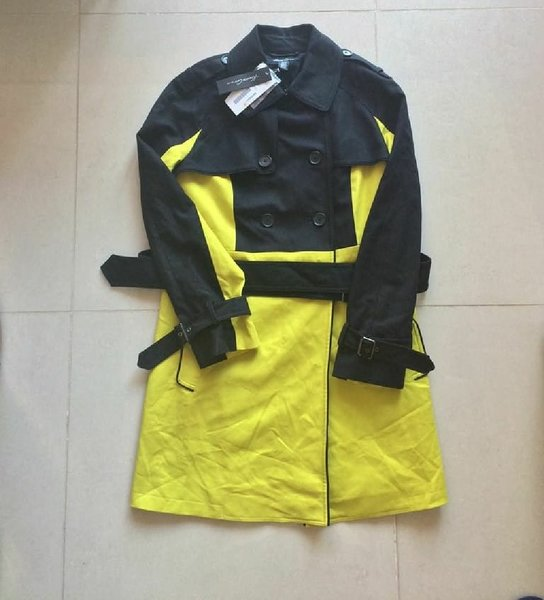 Used New kenneth Cole trench coat in Dubai, UAE