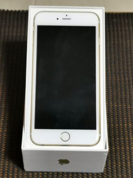 Used I.Phone 6 128GB Sliver with Complete box in Dubai, UAE