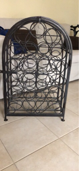 Used Wine holder/ bottles stand in Dubai, UAE
