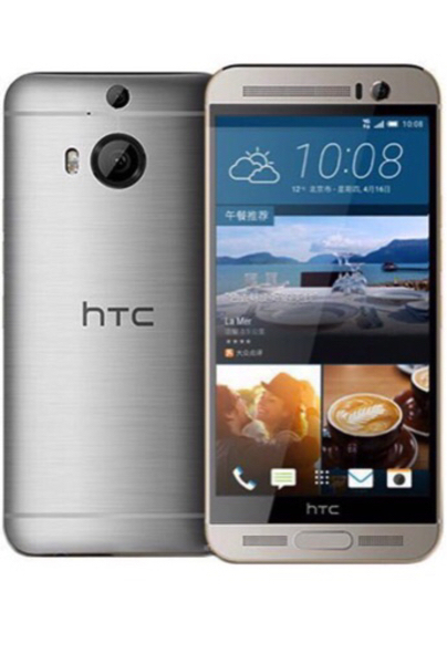 Used HTC ONE M9PLUS 32gb (gold on silver)1yea in Dubai, UAE