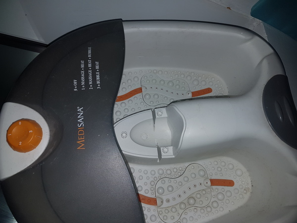 Used Pedicure foot spa in Dubai, UAE