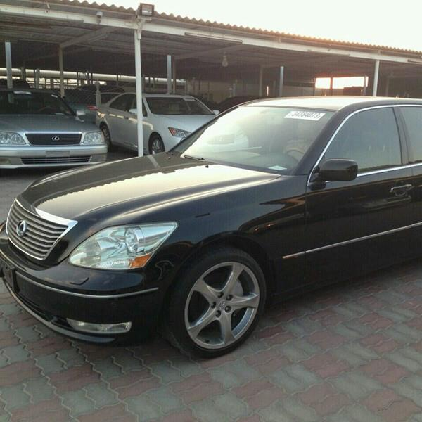 Used Lexus Ls430 2005 model in Dubai, UAE