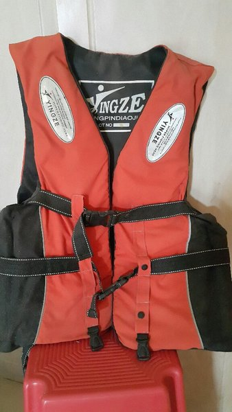 Used life vest in Dubai, UAE