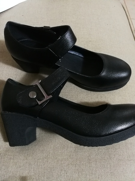Used Brand new school shoes rubber sole in Dubai, UAE