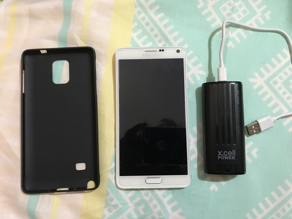 Used Galaxy note 4 at&t USA version  in Dubai, UAE
