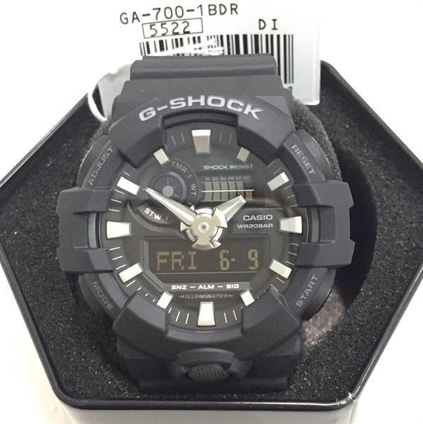 Used Original Gshock#1 Year Warranty International#complete Inclusion#guaranteed Authentic in Dubai, UAE