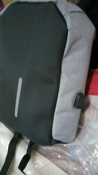 Used Anti_theft backpack, new quality in Dubai, UAE