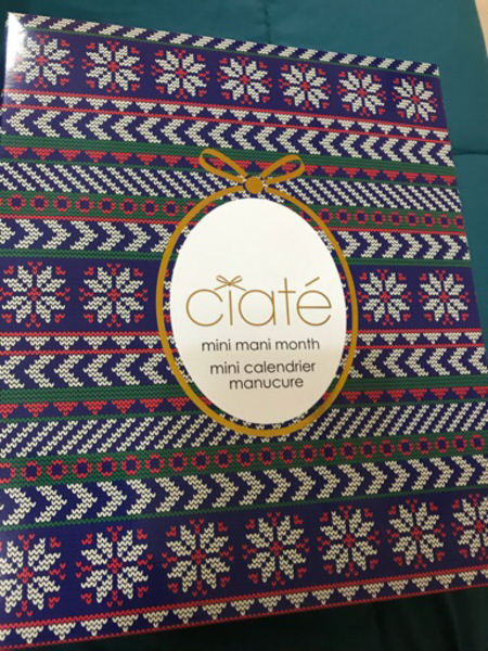 Used Ciate 24 pcs Nail collection in Dubai, UAE