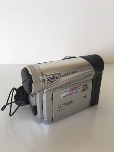 Used Panasonic camcorder  in Dubai, UAE
