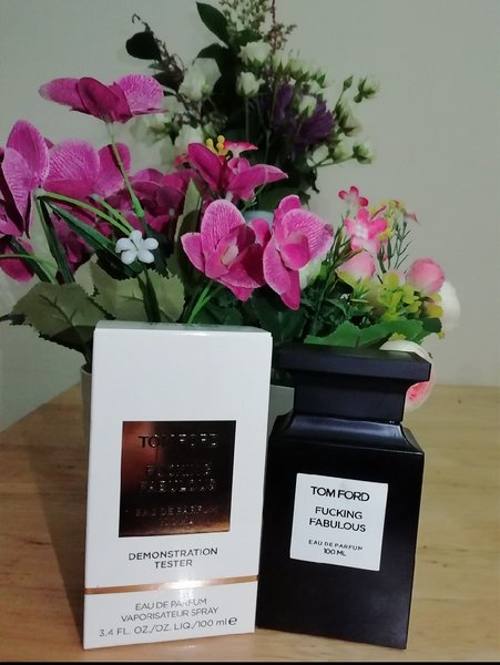 Used Tomford f. Fabulous Parfum 100ml in Dubai, UAE