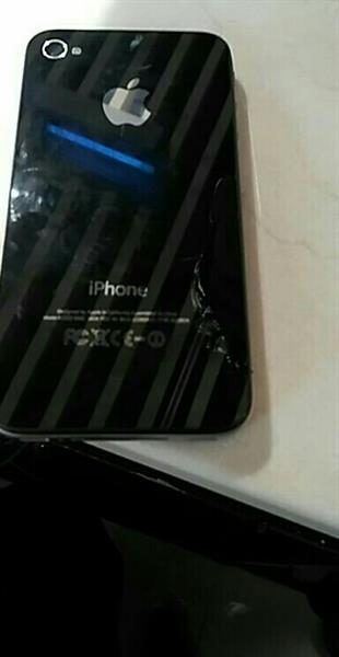 Used I Am Saling I Phone 4 Copy Real in Dubai, UAE