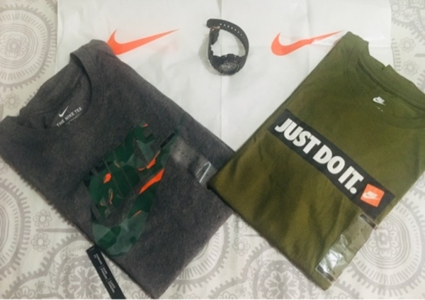 Used Nike Tees in Dubai, UAE