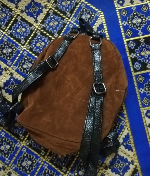 Used New ladies backpack.,.,  ! in Dubai, UAE