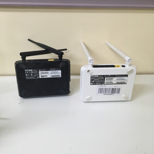 Used Set of two D-link Routers in Dubai, UAE