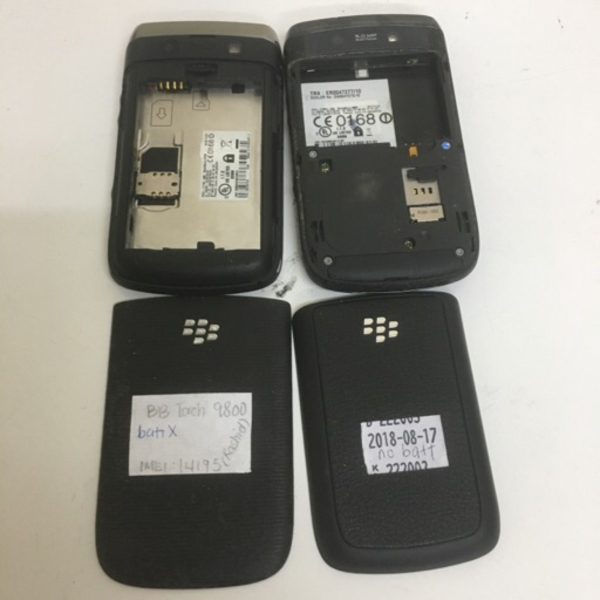 Used Touch and keypad bb # not working  in Dubai, UAE