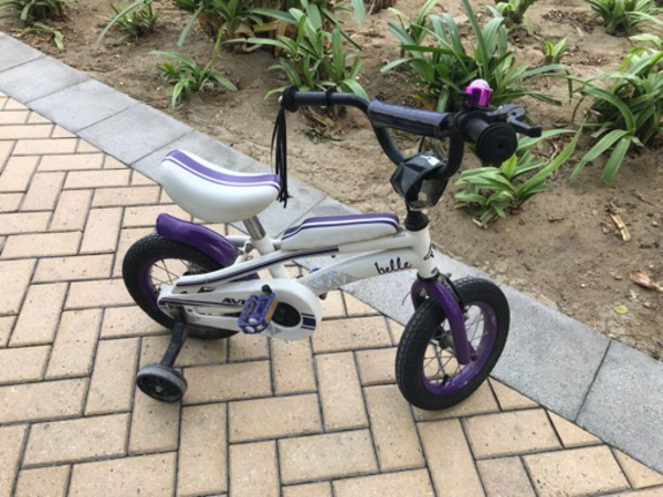 Used Bicycle for children age 2-4 in Dubai, UAE