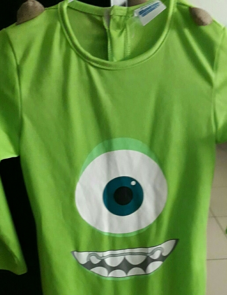 Used Disney Monster Baby Dress Used Good Cond in Dubai, UAE