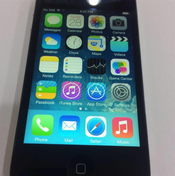 Used I Phone 4 16gb Working Condition Without Accessories Original  in Dubai, UAE