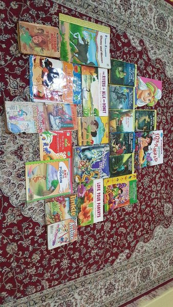 Used Kids stories books 22 pcs in Dubai, UAE