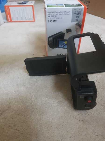 Used Lcd mount for sony camera in Dubai, UAE