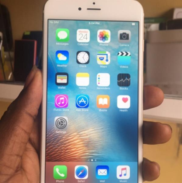 Used IPhone 6 Plus Gold 128 Gb in Dubai, UAE