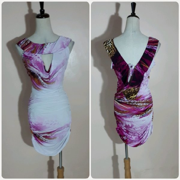 Used Pink dress for LADIES in Dubai, UAE