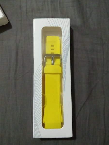 Used HUAWEI watch 2 replacement strap  in Dubai, UAE