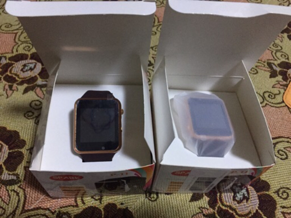 2 smart watches at price of one!
