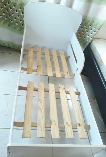 Used Toddler's Bed .. Upto 5 ,yrs of age in Dubai, UAE
