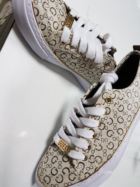 Used Authentic Guess shoes in Dubai, UAE