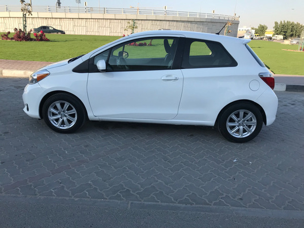 Used Toyota Yaris Model 2014  in Dubai, UAE