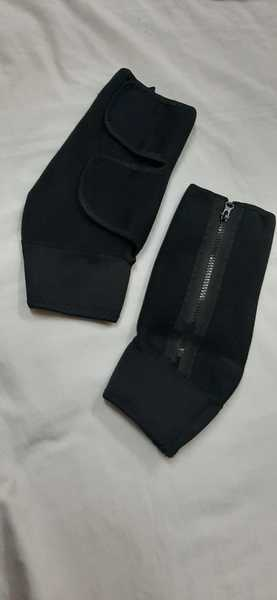 Used Adjustable ankle support socks 2 pcs in Dubai, UAE