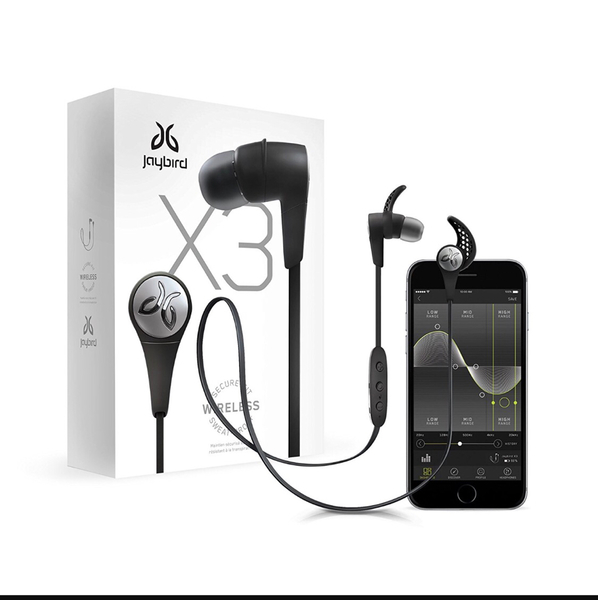 Used Jaybird X3 Wireless Headphones in Dubai, UAE
