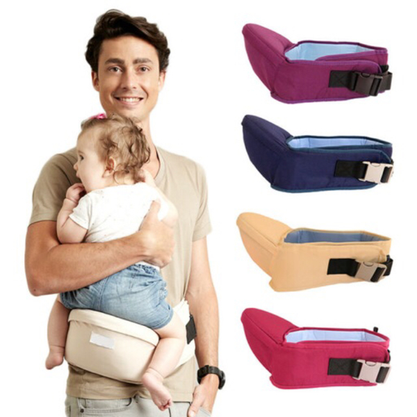 Used Baby/toddlers carrier waist belt in Dubai, UAE