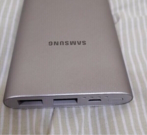 Used Samsung power bank fast charger in Dubai, UAE
