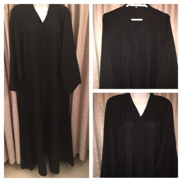 Used New abaya with shaila size 56 in Dubai, UAE